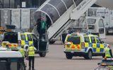 Chiến đấu cơ Anh hộ tống máy bay dân sự bị đe dọa đánh bom
