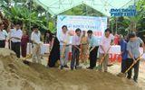 Khởi công xây dựng nhà tình nghĩa tại Hà Tĩnh