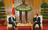 Thủ tướng Nguyễn Tấn Dũng tiếp các Thượng nghị sỹ Hoa Kỳ