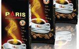 Paris coffee - ngày mới sáng tạo