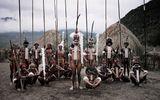 Hình ảnh những bộ tộc cuối cùng của thế giới