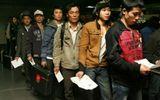 887 lao động Việt Nam tại Lybia đã về nước