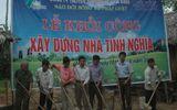 Tiếp tục khởi công xây dựng nhà tình nghĩa tại Hà Tĩnh
