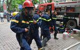 Cháy tầng hầm Ngân hàng Nhà nước Việt Nam