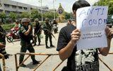 Xuất hiện nhiều truyền đơn chống chính quyền quân sự Thái Lan