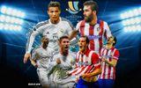 Link sopcast xem trực tiếp trận Real Madrid - Atletico