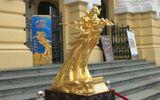 Ra mắt 60 tượng vàng Thánh Gióng mừng kỷ niệm giải phóng thủ đô
