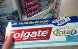 """Bộ Y tế thông tin liên quan """"kem đánh răng chứa chất gây ung thư"""""""