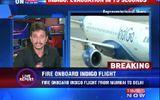 Máy bay Ấn Độ chở 153 người bốc cháy khi hạ cánh