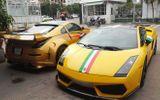 Lamborghini Aventador của Minh nhựa tái xuất ở Sài Gòn