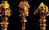 Dấu vết người ngoài hành tinh trong nền văn minh cổ đại Trung Mỹ?