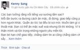 """Kenny Sang: """"Giờ thì chỉ làm bạn với chú mèo"""""""