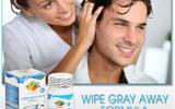 Không cần nhuộm tóc bạc sớm vẫn đen tự nhiên
