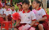 Học sinh Tiểu học Hà Nội đẹp như thiên thần trong lễ khai giảng