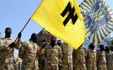 Tiểu đoàn Azov: Logo phát xít, hành động bạo tàn