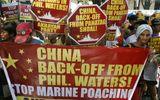 """""""Cuộc chiến bản đồ"""" Philippines-Trung Quốc ở Biển Đông"""