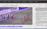 Báo chí Iran sốc vì đội nhà thảm bại trước Olympic Việt Nam