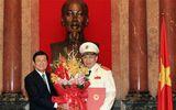 Thứ trưởng Bộ Công an Tô Lâm được thăng hàm Thượng tướng