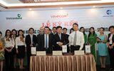 Vietcombank ký thỏa thuận hợp tác với Smartlink và  Vinecom