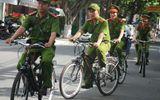 Cảnh sát Đà Nẵng đạp xe tuần tra, bắt cướp