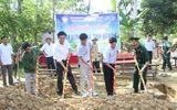 Clip: Báo ĐS&PL phối hợp cùng BĐBP khởi công xây nhà tình nghĩa