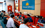 Vietnam Airlines mở bán vé Tết Nguyên đán Ất Mùi 2015