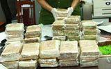Bắt 4 đối tượng vận chuyển 161 bánh heroin có súng và lựu đạn