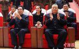 Hình ảnh hiếm hoi về cô em gái quyền lực của Kim Jong-un
