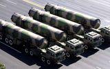Trung Quốc thử nghiệm tên lửa đạn đạo liên lục địa