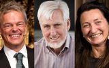 Ba nhà nghiên cứu cùng nhận giải Nobel Y học 2014