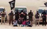Nhóm khủng bố Ai Cập tung video chặt đầu con tin hưởng ứng IS
