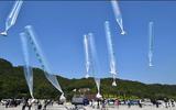 Triều Tiên đấu súng với Hàn Quốc ở biên giới