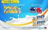 Phomat Hoff tưng bừng chương trình khuyến mại hấp dẫn cho trẻ em