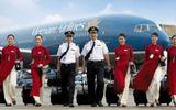 """Tiết lộ """"lương khủng"""" của phi công và tiếp viên Vietnam Airlines"""