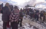 Một người Việt thiệt mạng trong thảm họa lở tuyết ở Nepal