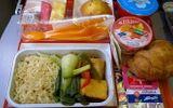 Khám phá đồ ăn của các hãng hàng không lớn trên thế giới