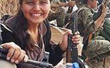 Gặp gỡ nữ chiến binh 20 tuổi người Kurd chiến đấu bảo vệ Kobani