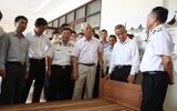 Trao tặng 1.000 chiếc giường cho quân dân huyện đảo Trường Sa