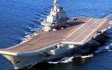 Tàu sân bay Liêu Ninh của Trung Quốc gặp sự cố tê liệt giữa biển