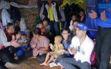 Trao 70 phần quà cho trẻ em nghèo trong  Ngày hội tuổi thơ Dầu Tiếng