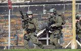 Kẻ nã đạn ở Canada có thể liên quan đến phiến quân Hồi giáo IS