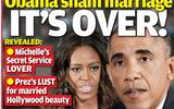 Thực hư chuyện vợ chồng Tổng thống Obama sắp ly hôn