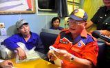 Vụ tàu cá bị tàu nước ngoài đâm: 13 ngư dân kêu gào thảm thiết