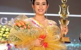 Trúc Linh đăng quang Hoa hậu Việt Nam Thế Giới 2014 tại Campuchia