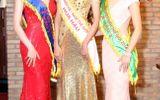 Cận cảnh nhan sắc Hoa hậu Việt Nam Thế giới Trúc Linh