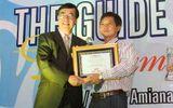 Yến sào Khánh Hòa với giải thưởng The Guide Awards 2013-2014