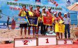 Sanna Khánh Hòa lên ngôi tại Giải bóng chuyền bãi biển - PV Gas D