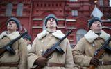 Cách mạng tháng 10 Nga: Tái hiện cuộc duyệt binh huyền thoại