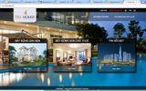 """Giả mạo website của tập đoàn Vingroup để """"tiện"""" rao bán nhà"""