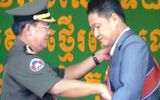 Campuchia cấp xe hơi, biệt thự cho Đại tướng quân hai lúa Việt